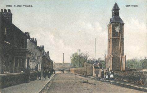 The Crayford Clock Tower