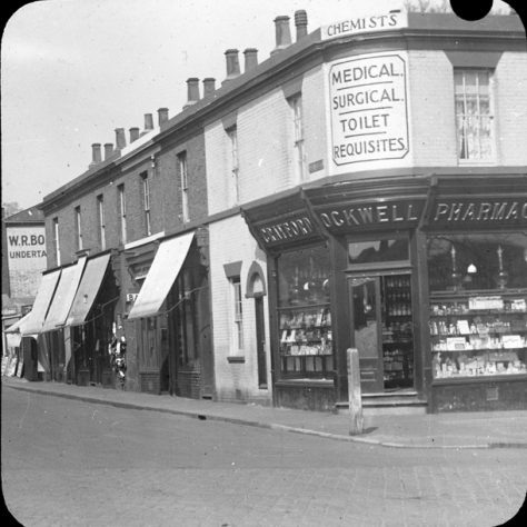 Crayford High Street - St Ockwells Shop | Bexley Local Studies & Archive Centre