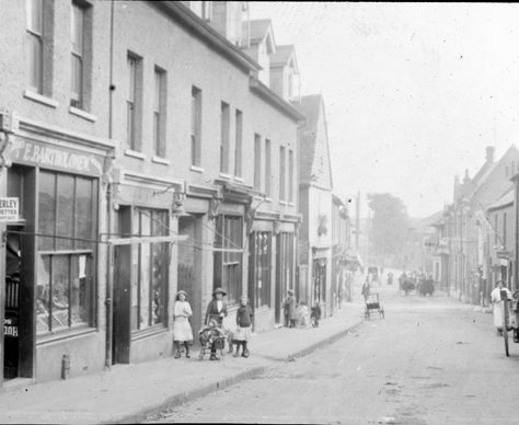 Crayford High Street | Bexley Local Studies & Archive Centre