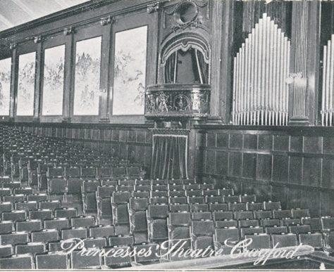 Princesses' Theatre, Crayford, c.1916 | Bexley Local Studies & Archive Centre