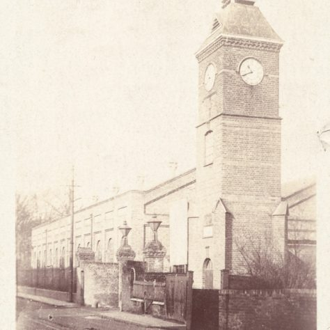 The Clock Tower, Crayford c. 1917 | Bexley Local Studies & Archive Centre