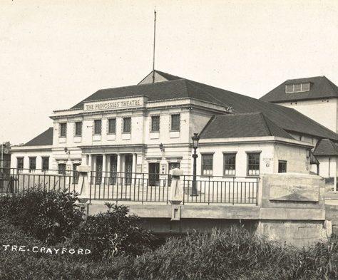The Princesses' Theatre, c. 1916 | Bexley Local Studies & Archive Centre