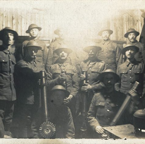 Crayford Volunteer Soldiers, World War I 1914-1918 | Bexley Local Studies & Archive Centre