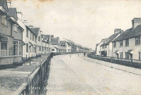 Crayford Garden Suburb, 1916 | Bexley Local Studies & Archive Centre