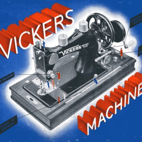 Vickers Machines | Bexley Local Studies & Archive Centre