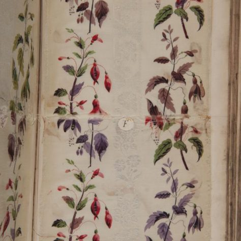 Designs from the Swaisland factory, 1847-1858