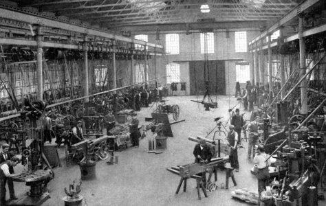 Vickers Machine Gun & Maxim Gun History