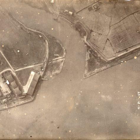 This Joyce Green aerial view was taken in 1918 | Peter Daniel