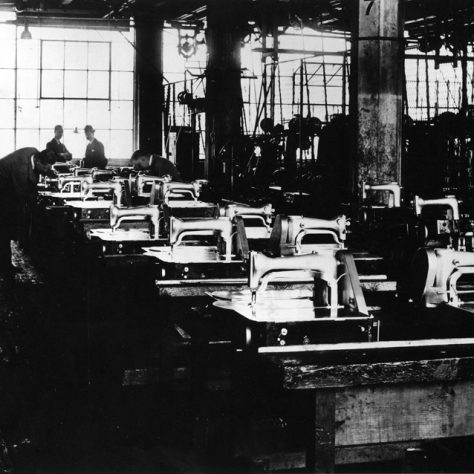 Vickers Sewing Machine Works