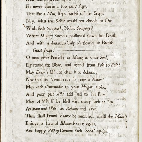 Page 3 of the Condolence Poem.