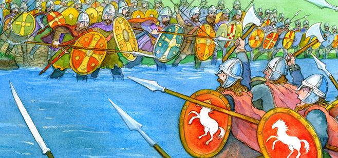 A Spot Called Crayford: The Legend of Hengest