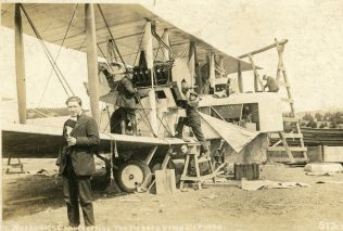 The Vimy Aircraft