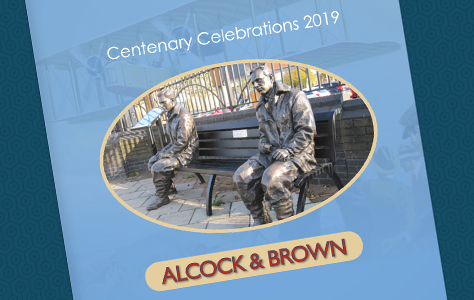 Events of the Year: Alcock & Brown Centenary Celebrations